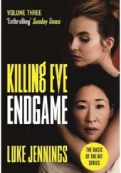 Okładka książki Endgame Luke Jennings