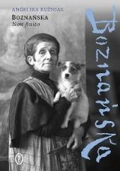 Okładka książki Boznańska. Non finito Angelika Kuźniak