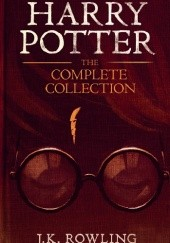 Okładka książki Harry Potter: The Complete Collection J.K. Rowling