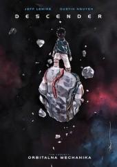 Okładka książki Descender: Orbitalna mechanika Jeff Lemire,Dustin Nguyen