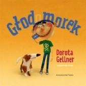 Okładka książki Głodomorek Dorota Gellner