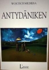 Okładka książki AntyDäniken Wojciech Michera