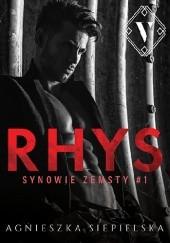 Okładka książki Rhys Agnieszka Siepielska