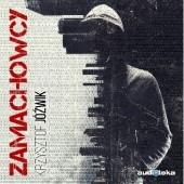 Okładka książki Zamachowcy - audiobook Krzysztof Jóźwik