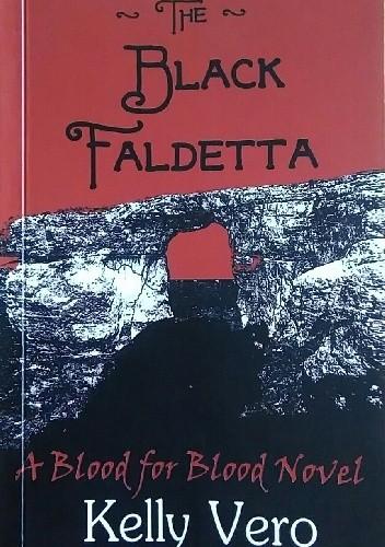 Okładka książki The Black Faldetta Kelly Vero