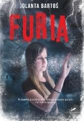 Okładka książki Furia Jolanta Bartoś