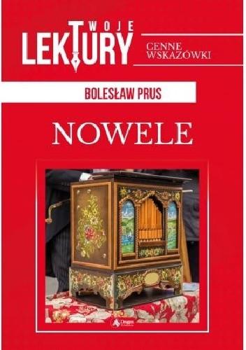 Okładka książki Nowele Bolesław Prus