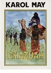 Okładka książki Ghazuah Karol May