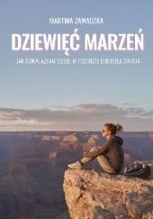 Okładka książki Dziewięć marzeń Martina Zawadzka