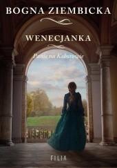 Okładka książki Wenecjanka Bogna Ziembicka