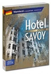 Okładka książki Hotel Savoy - niemiecka adaptacja z ćwiczeniami Joseph Roth