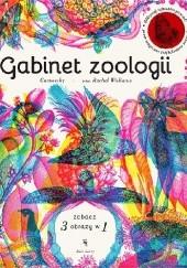 Okładka książki Gabinet zoologii Rachel Williams,Carnovsky