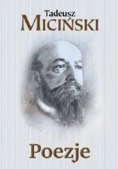 Okładka książki Poezje Tadeusz Miciński