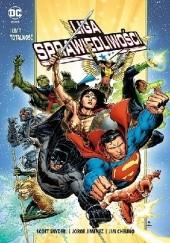 Okładka książki Liga Sprawiedliwości: Totalność Scott Snyder,Jim Cheung,Jorge Jimenez