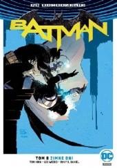 Okładka książki Batman: Zimne dni Tony S. Daniel,Lee Weeks,Tom King