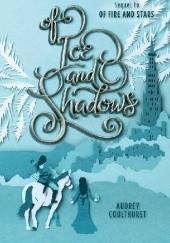 Okładka książki Of Ice and Shadows Audrey Coulthurst