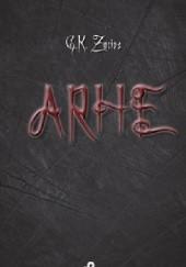 Okładka książki Arhe G.K. Zacios