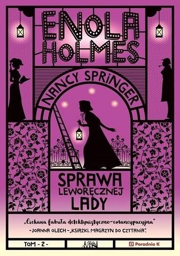 Odwaga i empatia Enoli Holmes