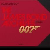 Okładka książki The James Bond Archives Paul Duncan