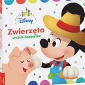 Okładka książki Zwierzęta Urszula Kozłowska