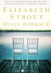 Okładka książki Olive powraca Elizabeth Strout