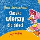 Okładka książki Klasyka wierszy dla dzieci Jan Brzechwa