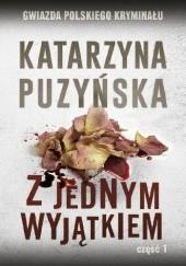 Okładka książki Z jednym wyjątkiem cz. 1