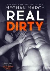 Okładka książki Real Dirty Meghan March