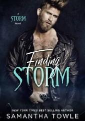 Okładka książki Finding Storm Samantha Towle
