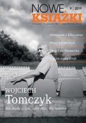 Okładka książki Nowe Książki nr 9 / 2019 Jan Gondowicz,Adam Poprawa,Wojciech Tomczyk,Redakcja miesięcznika Nowe Książki