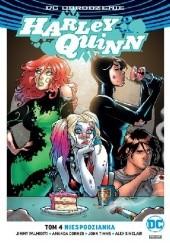 Okładka książki Harley Quinn: Niespodzianka Jimmy Palmiotti,Amanda Conner,Alex Sinclair,John Timms