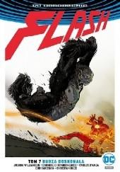 Okładka książki Flash: Burza doskonała Carmine di Giandomenico,Joshua Williamson,Dan Panosian,Carlos D'Anda,Christian Duce Fernandez
