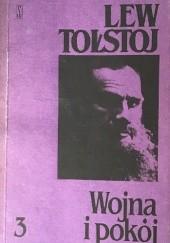 Okładka książki Wojna i pokój. 3 Lew Tołstoj