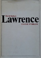 Okładka książki Poezje wybrane David Herbert Lawrence