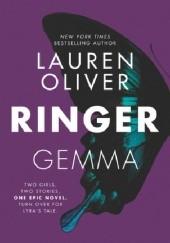 Okładka książki Ringer Lauren Oliver