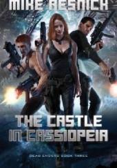 Okładka książki The Castle in Cassiopeia Mike Resnick