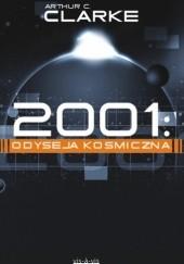 Okładka książki 2001: Odyseja kosmiczna Arthur C. Clarke