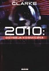 Okładka książki 2010: odyseja kosmiczna Arthur C. Clarke