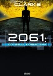 Okładka książki 2061: odyseja kosmiczna Arthur C. Clarke