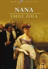 Okładka książki Nana Emil Zola