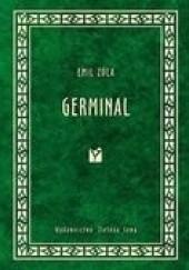 Okładka książki Germinal Emil Zola