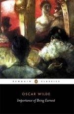 Okładka książki The Importance of Being Earnest Oscar Wilde