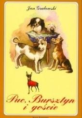 Okładka książki Puc, Bursztyn i goście Jan Grabowski