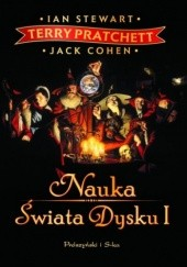 Okładka książki Nauka Świata Dysku I Terry Pratchett,Jack Cohen,Ian Stewart