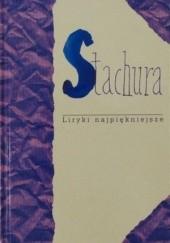 Okładka książki Liryki najpiękniejsze Edward Stachura