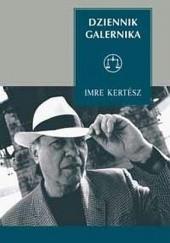 Okładka książki Dziennik galernika Imre Kertész