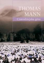Okładka książki Czarodziejska góra Thomas Mann