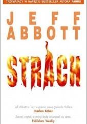 Okładka książki Strach Jeff Abbott