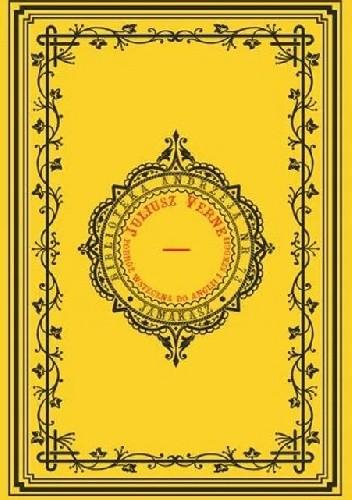 Okładka książki Podróż wsteczna do Anglii i Szkocji Juliusz Verne