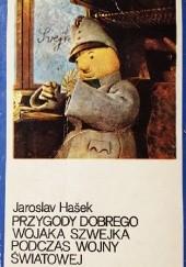 Okładka książki Przygody dobrego wojaka Szwejka podczas wojny światowej Jaroslav Hašek